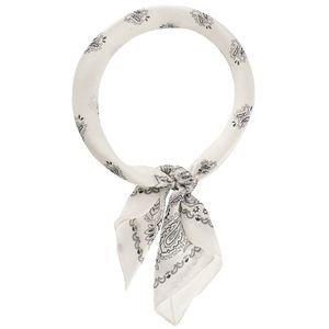 Accessories - White Neckerchief /Hair Scarf Tie Bandana